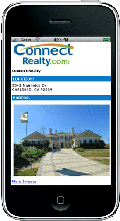 iphone-connect-realty-mobile-marketing-demo